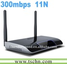 Latest Wireless Router with 2 antenna high power 300mbps 802.11 b/g/n