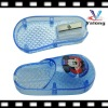 Wholesale novelty slippers pencil sharpeners for child