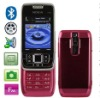 Dual standby mobile phone Quad band mobile phone with Bluetooth FM function