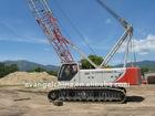 50 ton QUY50 Zoomlion Crawler Crane with CE