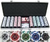 Poker chips set,poker set,casino set