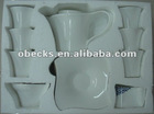 Cups and tea set