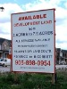 Real Estate Graphic signs(PP hollow corrugated sheet)