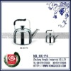 Energy saving water kettle with chemlon coating