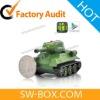 4-Channel Mini Combat Tank