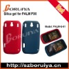 Silicone case for mobile phone