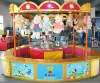 marvellous rainbow coin operated carnival booth games machine