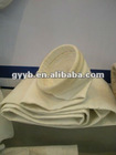FMS needle felt filter cloth, high temperature resistant filter material for filter bags (dust collect bag)