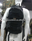 Black US Genuine Combat military rucksack