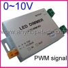 1~10V PWM 18A 24V led light leading edge dimmer with CE RoHS 2 years warranty !