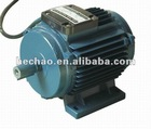 Negative pressure fan motor with good performance