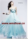 2012 Hot Sale Beaded Sweetheart Plus Size Evening Dress