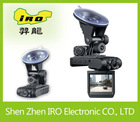 "2.0"" LCD Car DVR with Dual Camera H.264"