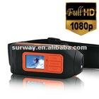 1.5 Inch TFT LCD 1080P HD Helmet Camera Camcorder