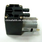 15 l/min dc electric vacuum pump, brush dc electric vacuum pump
