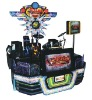 stage version luxury electric durm music game machine