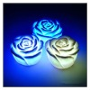 Good-looking Rose Flower Led Candle Lamp