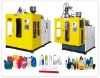 Automatic Extrusion Blow Moulding Machine (Single Station)