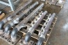 pump header weldment