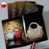 CMYK bag's magazine printing