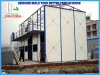 Movable&portable simple temporary prefab house