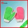 2011 the most popular nylon bath glove with good quality