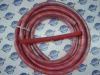 oil resistant pipe red smooth cloth surface