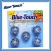 5pcs New Design, Durable Automatic Toilet Bowl Cleaner/ Blue Bubble