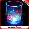 LED flashing brandy glass
