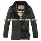 2012 fashion new coat designs for men hot sell men coat