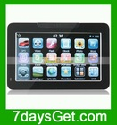 "YF-82A New 4.3"" Car GPS Navigation System + 2GB SD With IGO Map Software + Free Shipping"