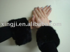 Genuine Mink Fur Cuff