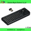 100% factory price mini wireless keyboard with trackball mouse