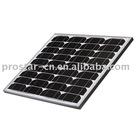 Mono-crystalline Silicon Solar Panel 30W