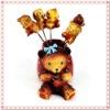 Wedding Gift Bear Design Fruit Fork