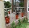 stainless steel fence for balcony /outside/baluster, balustrade/handrail
