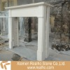 fireplace bursa beige marble