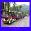 Tourist train with electric or diesel ,otor for you to choose