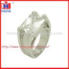 CZ zircon diamond ring