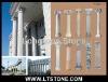 Outdoor Stone Pillars