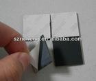 3M Black 1.6MM Thickness Self-adhesive Rubber Bumper Square Rubber Feet SJ5816