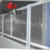 White PVC Coated Chain Link Fence