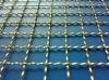 copper crimped wire mesh