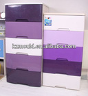 Special commodity plastic drawer storage box mould
