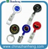 Retractable Badge Reel with Name Card Holder