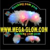LED Light up Flashing Pom Pom,promotion gift,cheer stick,bang bang stick