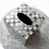 Shell tissue box