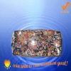 Jeans floral pattern cosmetic bag ,cosmetic case and clutch bag