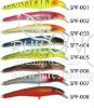 Pike Fighter ABC plastic fishing lures