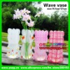More than 1000 styles top quality new arrival FREE SAMPLES mix styles&colors 2011 new products foldable plastic vase